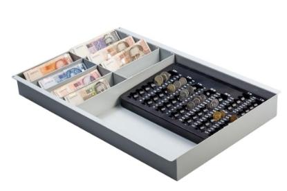 Picture of Uložnice za kovanice i novčanice, model BP-UL1/40