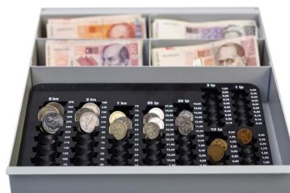 Picture of Uložnice za kovanice i novčanice, model BP-UL3/35