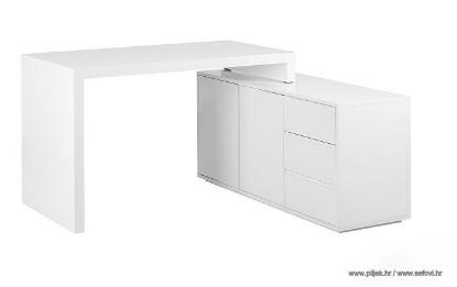 Picture of Uredski stol s ormarom Tivano